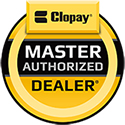 Buffalo Valley Door is Clopay Master Authorized Dealer