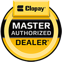 Buffalo Valley Door is Clopay Master Authorized Dealer